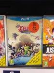 Legend of Zelda Windwaker HD and Lego City Undercover LE (Wii U) £29.99 @ Sainsbury's Instore