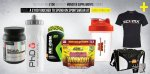Win over £200 worth of sportswear and supplements @  Bang & Strike