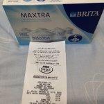 Brita Maxtra 4 Pack £5.00 @ Asda instore