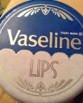 Asda Robroyston Vaseline Lips tin with 3 lip balms
