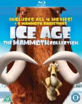 Ice Age: 1-4 & Mammoth Christmas - The Mammoth Collection (5 Discs) (Blu-ray) @ Play.com/FoxDirect - £10