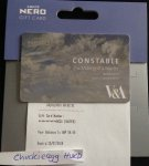 FS: Caffe Nero Gift Card loaded with £58.