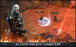 Free The Witcher Battle Arena @ Play Store and iTunes