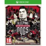 (XBOX One) Sleeping Dogs: Definitive Edition: Limited Edition with Artbook £14.95 @ The Game Collection