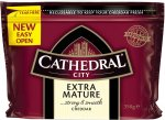Cathedral City Extra Mature / Mature Cheddar Cheese / Mature Lighter (350g) was £4.00 now £2.00 @ Waitrose
