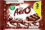Aero Milk / Peppermint or White Chocolate Bars (3 x 40g Pack) was £1.69 now 85p @ Asda