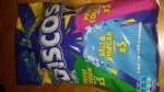 Discos Crisp, Pack of 16 (multi flavour) for £1.60 at Asda.