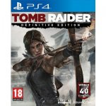 Tomb Raider Definitive Edition - PS4 Playstation 4 - £16.95 Like New / £17.95 NEW @ The Game Collection