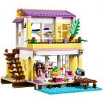 LEGO Friends: Stephanie's Beach House 41037 for £28.99 (£39.99 RRP) & FREE DELIVERY from The Hut
