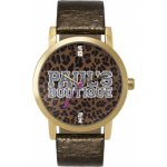 Win a Pauls Boutique Ladies Leopard Gold Watch worth £35 @ Watches2U