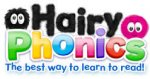 Hairy Phonics 1 - now free on Android/IOS