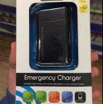 Emergency Usb Phone Charger 99P @ B&M Stores
