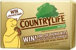 Country Life Slightly Salted & Unsalted Butter (250g) ONLY £1.00 @ Asda