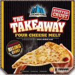 Chicago Town Takeaway Stuffed Crust Four Cheese Melt Pizza (630g) was £3.00 now £2.50 @ Iceland