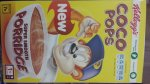 Coco Pops Porridge 98p @ Asda