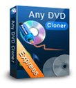 Any DVD Cloner Express (DVD Backup Software for PC) FREE for 1 day only
