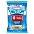 Smiths Salt & Vinegar Flavour Chipsticks @ Morrisons 8 packs for £1.00