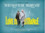 SFF Love Is Strange 2nd February Odeon Cinema
