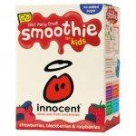 Innocent smoothie for kids  4 pack £1.47 at Asda