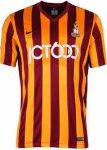 Bradford City FC Short Sleeve Home Shirt £44 @ Bradford City FC Club Shop