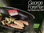 George Foreman Family Grill £13.75 @ Waitrose