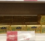 Roys of Wroxham Lichfield salted butter 250g for 89p instore and local deal only
