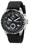 Fossil CH2573 Gents 'Decker' Black Rubber Strap Black Dial Chronograph Watch now £47.53 + FREE Delivery @ Amazon