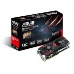 Asus AMD Radeon R9 290 DirectCU II OC Graphics Card £208 @ Amazon