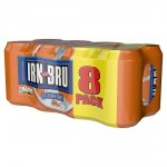 Irn Bru 8 cans £1.92 @ Asda