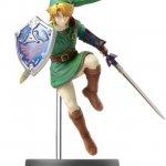Link and Mario amiibo for £9.89 at Argos