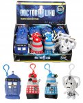 Dr Who Talking and light up Mini Plush Keyring at boots from £7 to 50p, scanning in at 15p - store only