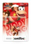Diddy Kong Amiibo £9.00 Free Click and collect @ Tesco Direct