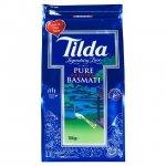 Tilda Pure Basmati Rice 10 KG  £16 @ ASDA