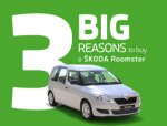 Skoda Roomster £9449 @ buyacar.co.uk
