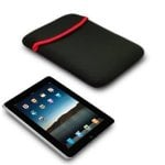 Slim Neoprene Cover Case for all Apple Ipad models only 59p delivered @ Betron Limited (Amazon)