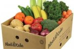 Abel and Cole Veg box delivery 57% off £32 @ Living Social