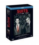 Suits, series 1-3 on blueray for just £26 on amazon