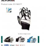 Altura Mayhem Full Finger Gloves (2 colours / all sizes) £8.99 at evans cycles with code 10SCL (free click n collect or £1.99) + quidco (rrp £25)