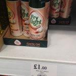 Garlic FryLight £1 @ Home bargains