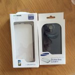 Samsung Galaxy S4 cases only £1 in Tesco Billingham