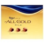 Terry's All Gold Milk Chocolate Box 190g Now 98p @ Morrisons