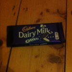 Cadbury Dairy Milk with Oreo 120g Bar for 49p in Poundstretcher
