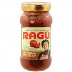 RAGU TRADITIONAL CHUNKY BOLOGNESE SAUCE 454G 49p at Poundstretcher, instore
