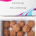 Win a hamper of Costèllo + Hellerstein chocolate truffles @ London24