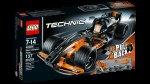 Lego Technic Black Champion Racer 42026 £13.49@ Sainsbury's Instore