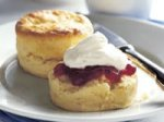Tesco Finest All Butter Scones Sultana/Cherry/Cheese 4 pack only £1 & 12 Cadburys Mini Rolls half price £1.27 from tomorrow at Tesco