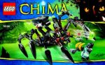 Lego Chima Sparratas Spider 70130 only £11.99 instore @ Sainsburys