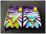 Cadbury Marvellous Mix Ups bags  2 for £1.00.@ Farmfoods