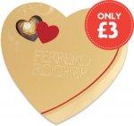 Ferrero Rocher Heart Box £3 at Nisa