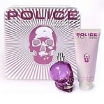 Police to be woman gift set 75ml EDT £8.70 @ Debenhams